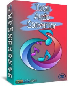 CoolUtils Total Audio Converter 5.2.134