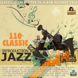 110 Classic Introduction To Jazz (2016)
