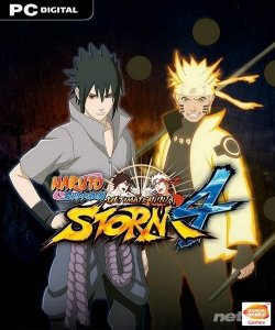 Naruto Shippuden: Ultimate Ninja Storm 4 Deluxe Edition (2016/RUS/ENG/RePack by MAXAGENT)