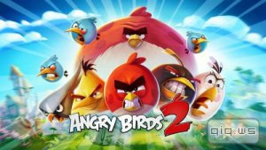 Angry Birds 2 v2.5.0 [Mod Gems/Energy & More/Rus/Android]