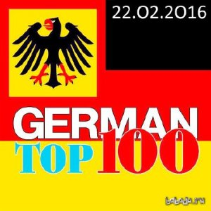 German Top 100 Single Charts 22.02.2016 (2016)