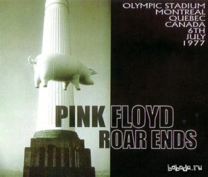 Pink Floyd - Roar Ends (2015) Lossless